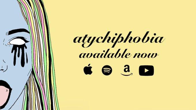 Natalie Claro Atychiphobia
